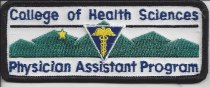Image of MUC00226 - College of Health Sciences Patch