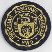 Image of GWU Patch