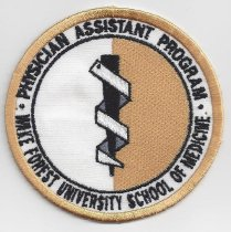 Image of MUC00232 - Wake Forest University Patch