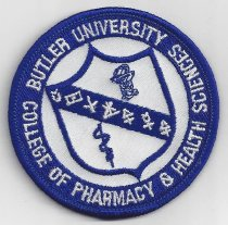 Image of Butler University Patch