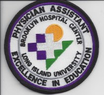 Image of MUC00234 - Long Island University Patch