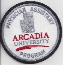 Image of Arcadia University Patch