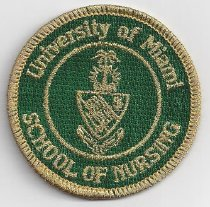 Image of MUC00237 - University of Miami Patch