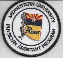 Image of Midwestern University Patch