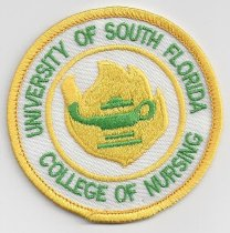 Image of University of South Florida Patch