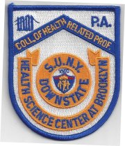 Image of MUC00241 - SUNY Downstate Patch