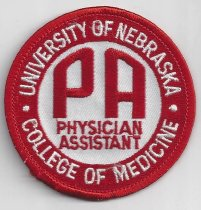 Image of MUC00243 - University of Nebraska Patch