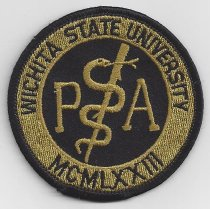 Image of MUC00244 - Witchita State University Patch