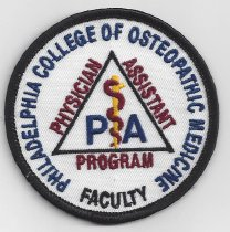Image of MUC00248 - Philadelphia College of Osteopathic Medicine Patch