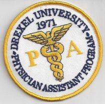 Image of Drexel University Patch