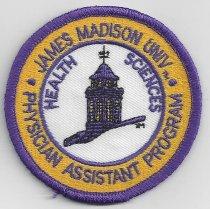 Image of MUC00251 - James Madison University Patch