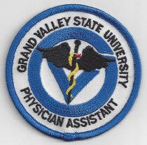 Image of MUC00252 - Grand Valley State University Patch