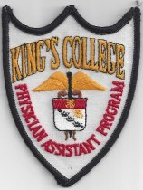 Image of MUC00255 - King's College Patch