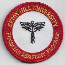 Image of MUC00257 - Seton Hill University Patch