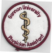 Image of MUC00258 - Gannon University Patch