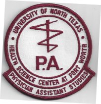 Image of MUC00259 - University of North Texas Patch