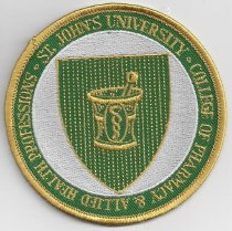 Image of St. John's University Patch