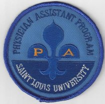Image of MUC00262 - Saint Louis University Patch