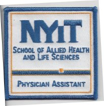Image of MUC00267 - NYIT Patch