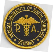 Image of University of South Carolina Patch