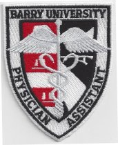 Image of Barry University Patch