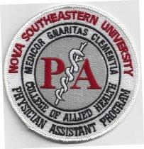 Image of MUC00276 - Nova Southeastern University Patch