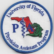 Image of University of Florida Patch