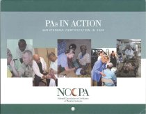 Image of PAs in Action: Maintaining Certification in 2005