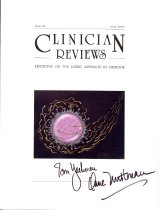 Image of Clinician Reviews: Reporting on the Latest Advances in Medicine