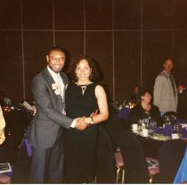 Image of RHB_05 - Wendell Wharton with Dawn Morton-Rias 1994