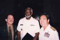Image of RHB_20 - Reception for Dr. David Satcher, 16th Surgeon General, USA 1999