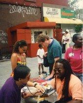 Image of RHB_25 - Harlem, NYC Community Health Fair 1996