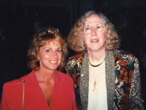 Image of RHB_55 - Lorraine Atkinson and Elizabeth Coyte at AAPA Annual Conference