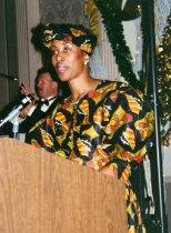 Image of RHB_68 - Robin Hunter-Buskey at dais 1996