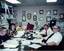Image of SIC00017 - Meeting of Education Research Foundation, Small Grants Committee, 1985