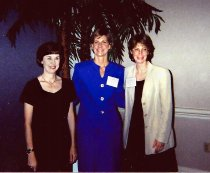 Image of SIC00021 - Patricia Dieter, Patricia Jennings and Victoria Scott, 1998