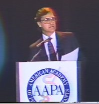 Image of MIC0101-001 - AAPA 1990 Annual Conference General Session and Awards Ceremony video