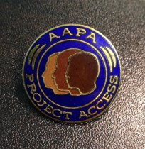 Image of Project Access Pin