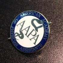 Image of AAPA Pin