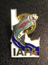 Image of IAPA Pin