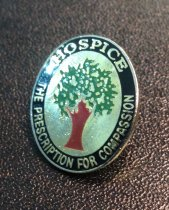 Image of Hospice Pin