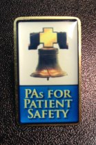 Image of MUC00191 - PAs for Patient Safety (Liberty Bell)