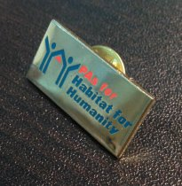 Image of Habitat for Humanity Pin