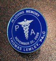 Image of Thomas Lemley Pin