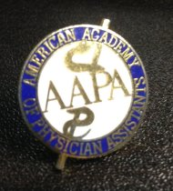 Image of MUC00278 - AAPA Logo Pin