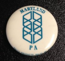 Image of MUC00284 - Maryland PA MAPA Logo Button