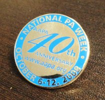 Image of MUC00288 - PA Week 2008 Pin