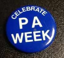 Image of MUC00289 - Celebrate PA Week Button