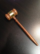 Image of WAPA Gavel