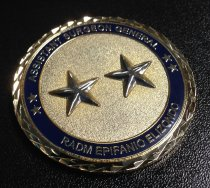 Image of MUC00313 - US Public Health Service Coin for RADM Epifanio Elizondo